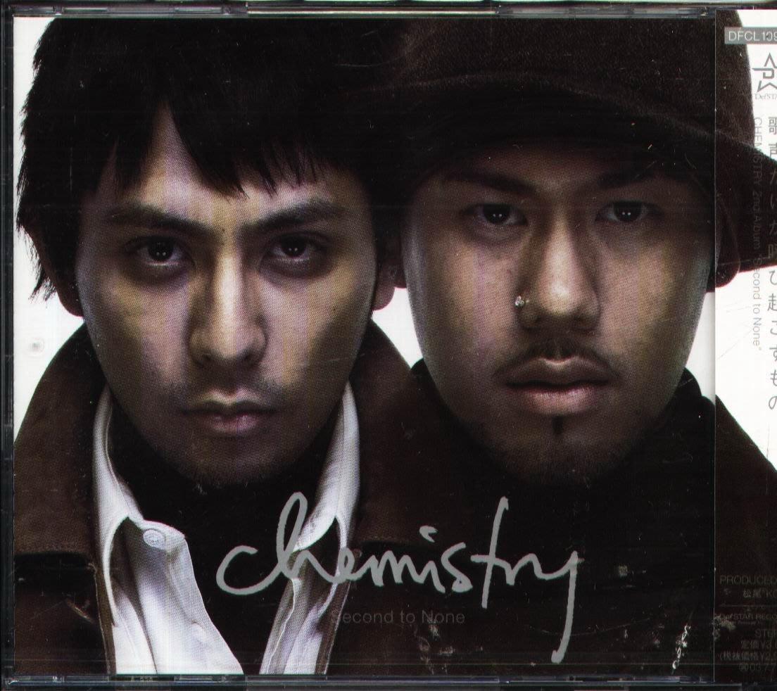 K - CHEMISTRY - SECOND TO NONE - 日版 +1BONUS  - NEW