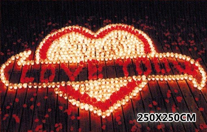 【塔克】排字 求婚 表白 情人節 蠟燭套餐 LOVE 精裝版 求婚版 二款式 求婚 情人節 70號