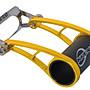 (羽傑單車) KREX 車燈 碼表 手把豎管型轉接...
