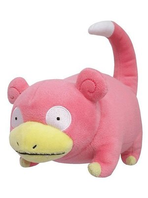 尼德斯Nydus 日本正版 神奇寶貝 寶可夢 Pokemon 呆呆獸 娃娃 抱枕 玩偶 約19cm