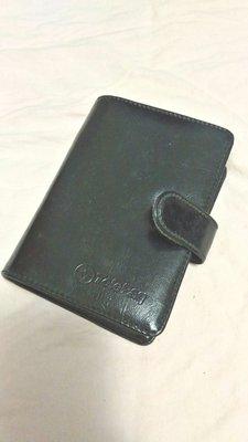 真皮 筆記本皮夾