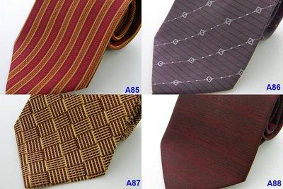 高級印花領帶 針織領帶 寬版領帶 手打領帶 A-B款