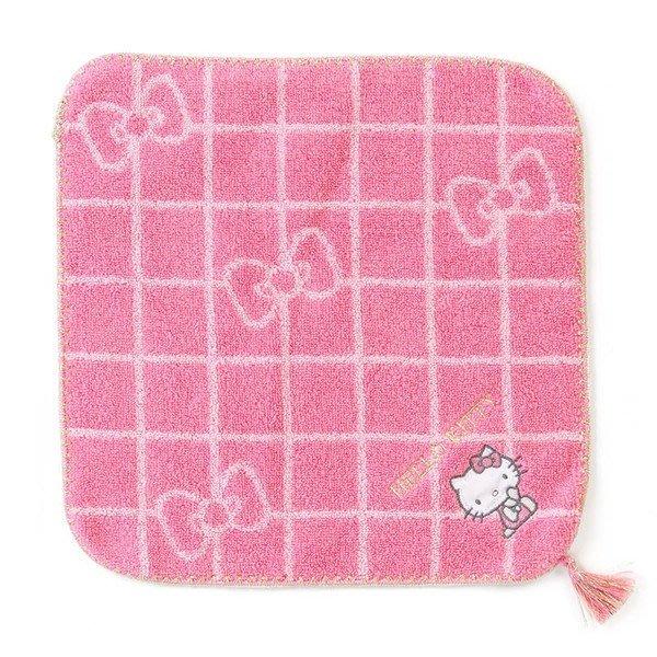 代購現貨 日本三麗鷗粉紅系列小方巾