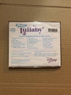 *還有唱片三館*DISNEY BABES LULLABY 二手 YY0253