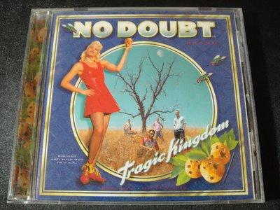 【198樂坊】No Doubt Tragic Kingdom不要懷疑合唱團悲慘王國(Spiderwebs..日版)BO