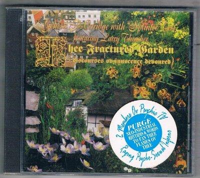 [鑫隆音樂]西洋CD-Genesis P-Orridge, Splinter Test:Thee Fractured