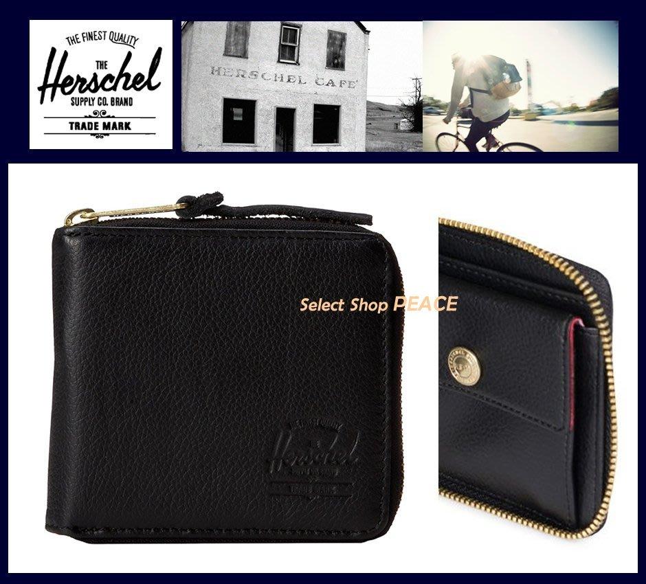 Herschel Supply Co. 加拿大【現貨】短夾 Walt Wallet Leather