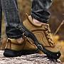 【時尚先生男裝】大碼男鞋男皮鞋春夏款新款男士大碼鞋登山鞋頭層牛皮休閑鞋戶外男 2005240995
