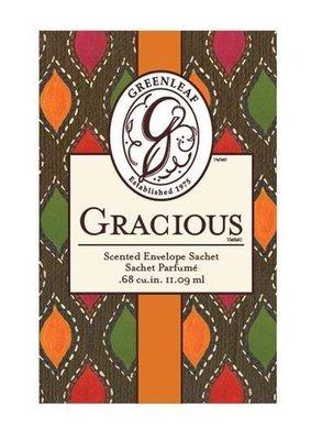 【噗嘟小舖】現貨 美國 GreenLeaf(綠葉) Gracious 小香氛包 (11.09ml) 購於日本 水果香