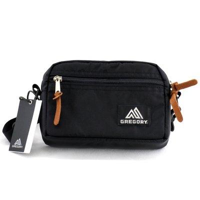 現貨 可自取 GREGORY PADDED 2L 黑色 斜背包 休閒包 腰身包 戶外包 小包 65390-1041