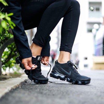 XinmOOn NIKE AIR VAPORMAX FLYKNIT 3 AJ6910-002 經典 編織 慢跑鞋 黑