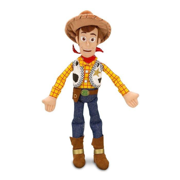 代購現貨  美國加州迪士尼商品 玩具總動員伍迪18吋玩偶