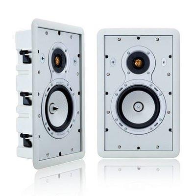 【尼克放心】五大城市面交! 英國 Monitor audio CP-Gold In-Wall 嵌壁式方形喇叭