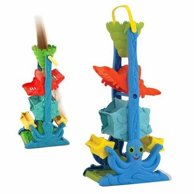 【晴晴百寶盒】美國進口連環章魚沙漏 Melissa&Doug扮演角系列手眼協調生日禮物家家酒 益智遊戲玩具W692