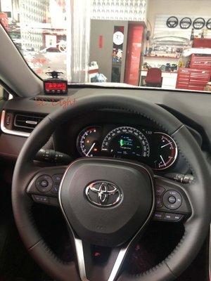 SL光電精品~TOYOTA Corolla Cross  安心 豪華版 升級 全皮方向盤 交換件
