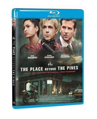 合友唱片 面交 自取 末路車神 藍光 The Place Beyond The Pines BD