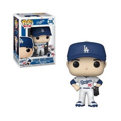 BEETLE FUNKO POP MLB CODY BELLINGER 大聯盟 洛杉磯道奇 DODGERS 全壘打