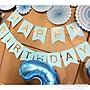 生日裝飾品  雞寶寶一周歲生日布置用品 氣球...