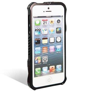 《鬼月破盤》Obien的 iPhone 5 鋁合金保護框(兩色可選)保護殼,太空鋁超輕材質+表面陽極處理