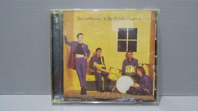 CRANBERRIES/TO THE FAITHFUL DEPARTED小紅莓樂團 原版CD 有歌詞 有現貨 歡迎多提問