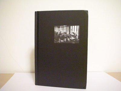 全新左岸咖啡館 [ La gouche de La Seine ] 正黑色素雅質樸優厚紙質心情手札記事本 / 萬用冊