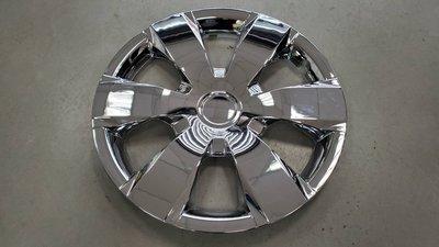 16吋電鍍輪圈蓋 16吋鐵圈專用 ABS電鍍 高品質 金屬卡扣 C款弧面蓋