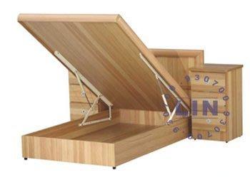 【品特優家具倉儲】P734-04床底可掀式床底