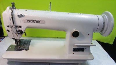 【縫紉機/針車 】日本製造兄弟牌BROTHER《大釜》單針雙押腳上下送、皮革,帆布專業用工業針車