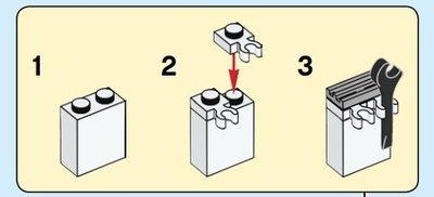 【LEGOVA樂高娃】LEGO 樂高 76125-8 工具台 下標前請詢問