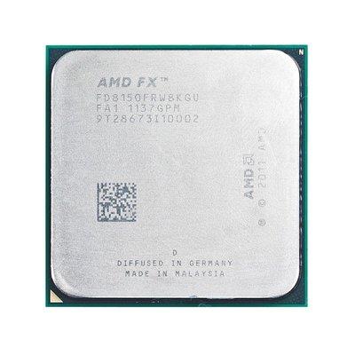 熊專業☆ 缺貨 AMD FX-8150 (FD8150FRW8KGU) 庫存散裝 一年店家保固 無風扇 玩家看過來
