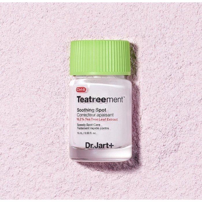 【韓Lin連線代購】Dr.Jart+ 茶樹舒緩精華 CTRL A TEATREEMENT SOOTHING SPOT