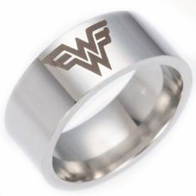 coi jewelry tungsten carbide wonder woman wedding band ring 戒指. all sizes
