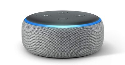 美國原裝,全新品未拆封,ALL NEW Amazon echo dots