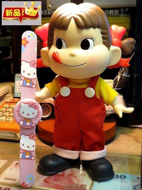 【 金王記拍寶網 】B017  LED果凍觸控錶 兒童錶 流行可愛  凱蒂貓 / 卡通 / 男婊 / 女錶