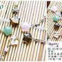 ❣ 舞動晶盒 ❣【天然水晶 星星  天使 防塵塞 手機吊飾 獨家手作/(星座、生肖)/生日禮物】可挑顏色 已開光