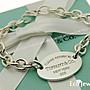 《Eco- jewelry》【Tiffany&Co】經典 新款橢...
