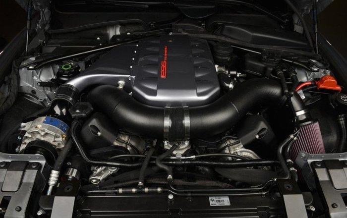 【樂駒】ESS Tuning VT1-625 機械 增壓 系統 BMW E6X M5 M6 性能 強化 改裝 套件