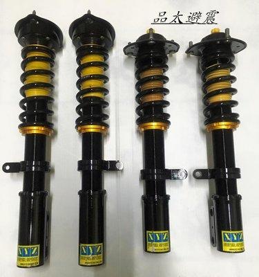 【品太】61116-(保固三個月) CAMRY 02-15 XYZ 高低軟硬可調避震器 極新品 BC tein 可參考 台南市