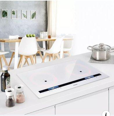 日本製【Panasonic 國際牌】IH調理爐 KY-E227EW 珍珠白高階款感應爐即時通上留訊息享有此優惠價格