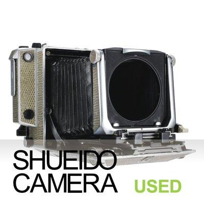 集英堂写真機【3個月保固】良品 LINHOF SUPER TECHNIKA V 4X5 大片幅 便當機 18655