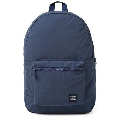 Herschel Packable Daypack 深藍 藍色 反光 Reflective 收納 旅行 後背包 [現貨]