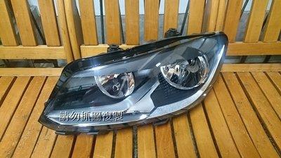 福斯 TOURAN CADDY 11 12 13 14 15 16 全新 原廠型 複式 雙燈泡 大燈 / 另有單燈泡