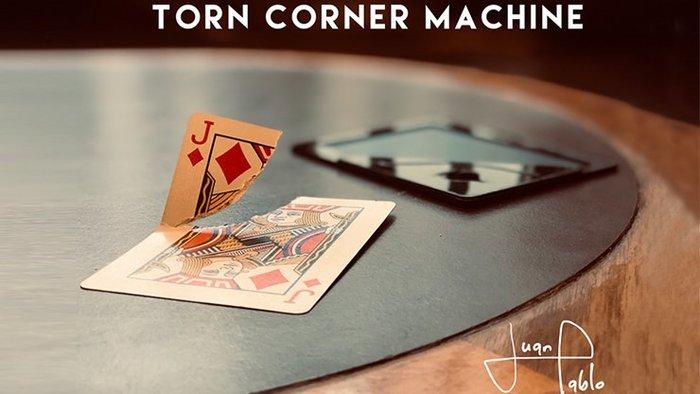 [魔術魂道具Shop]斷角複製~~Torn Corner Machine (TCM) by Juan Pablo