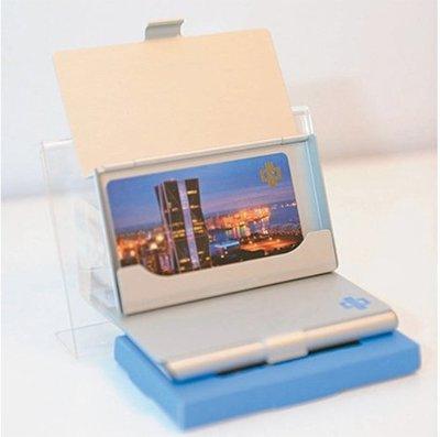 卡幸福儲卡鋁盒 中鋼股東會紀念品