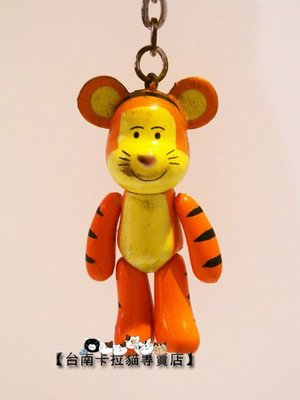 SUPER日式卡通精品 扮成跳跳虎的熊吊飾 微笑款 情人節禮物 可今天寄明天到