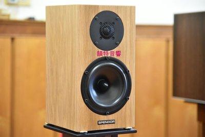 【韻特音響】英國 Spendor A1 書架喇叭2019新上市~~24小時到貨~~