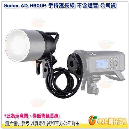 神牛 Godox AD-H600P 手持延長線 不含燈管 公司貨 適AD600 Pro 系列 閃光燈 瓦燈頭 1.73米