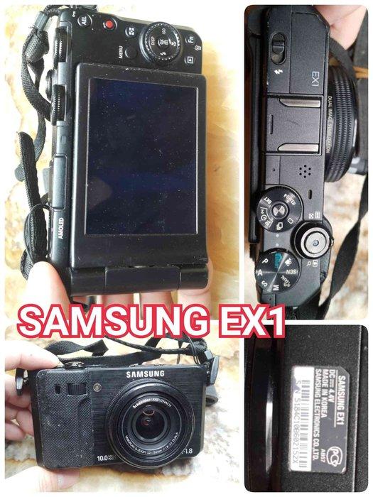 EX1 WB150F 三星 SAMSUNG 黑 數位相機 零件機 可貨到付款 附電池+全新記憶卡 鴻A