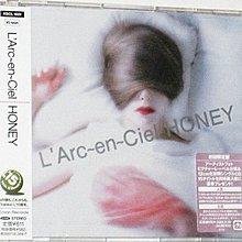 『全新 初回限定盤』L'Arc~en~Ciel 彩虹樂團 HONEY 非GLAY 非T-SHIRT 毛巾 門票