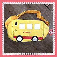 🎒兒童 SCHOOL BUS 造型 可愛單肩包 單肩袋 BAG
